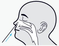 healgen corona zelftest neus wattenstaaf